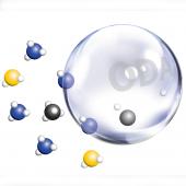 Dust Suppression & Odour Control Treatment Consumables ODA Molecule