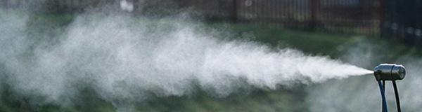 AtomisterAiro Nozzle Mist Plume