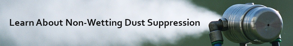 Learn About Powder Dry Dust Suppression