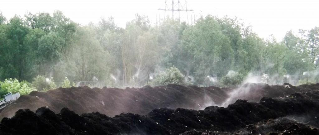 Bio-stimulants speed up the composting process
