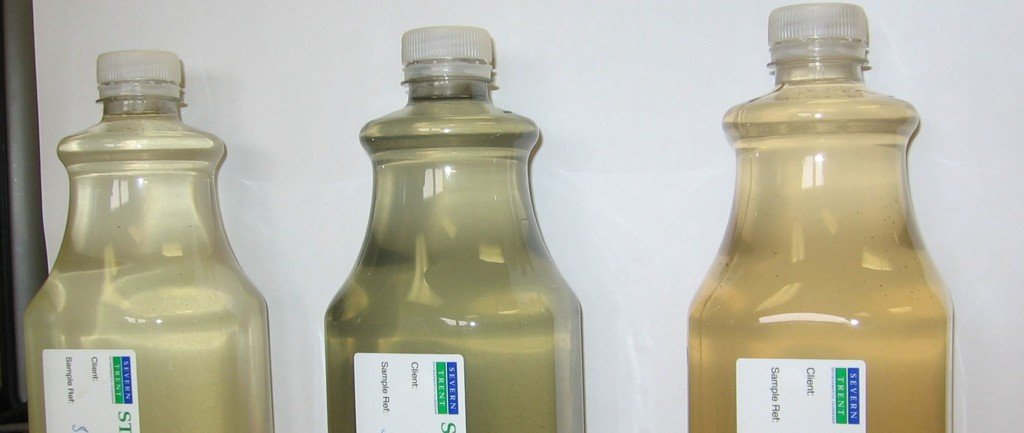 Water samples tested for legionellae