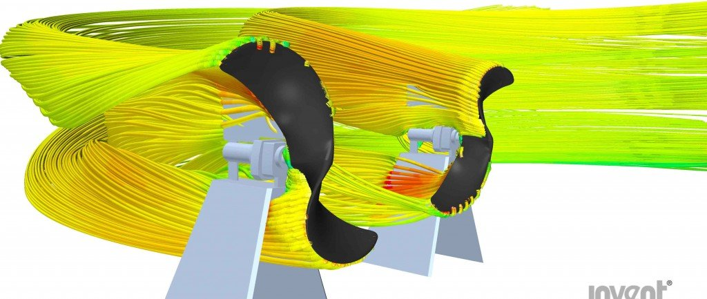 Extensively CFD modelling to gain every bit of efficiency
