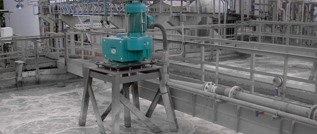 Ideal for corrosive and high-calcium effluents
