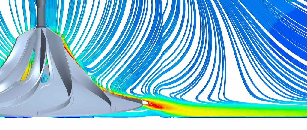 Extensive CFD modelling has led to the Evolution 7 design