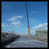 Rapid 2 - installation into aeration lanes