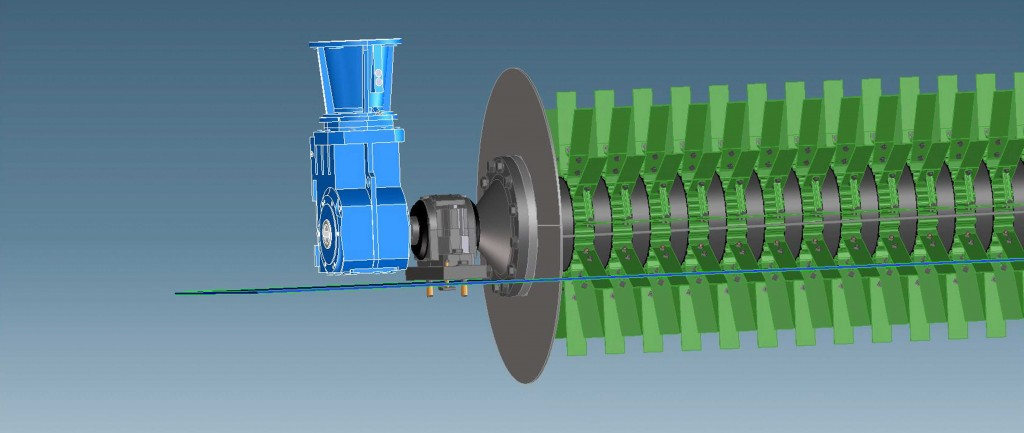 CAD design allows easy visualisation