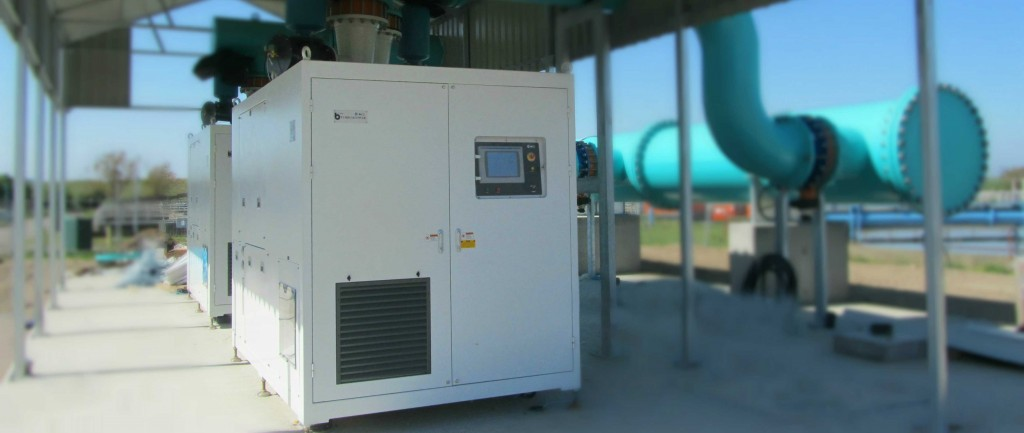 Acoustic enclosure and integrated PLC