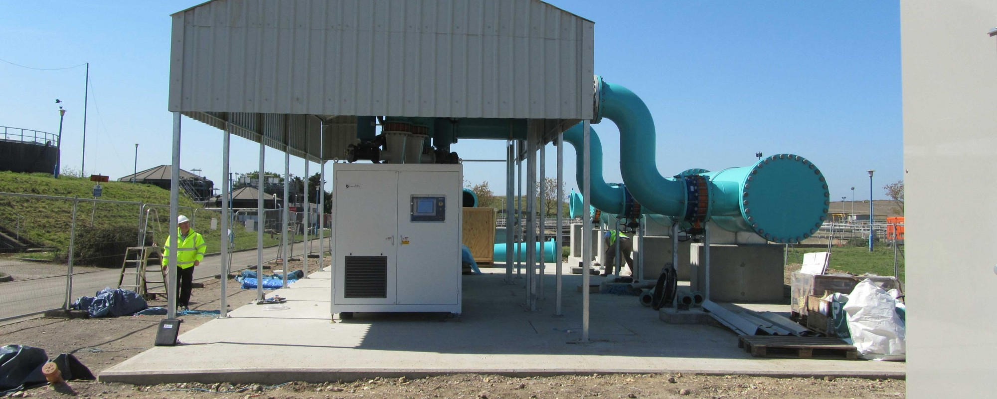 Turbo Blower - Aeration Blowers For Wastewater Treatment