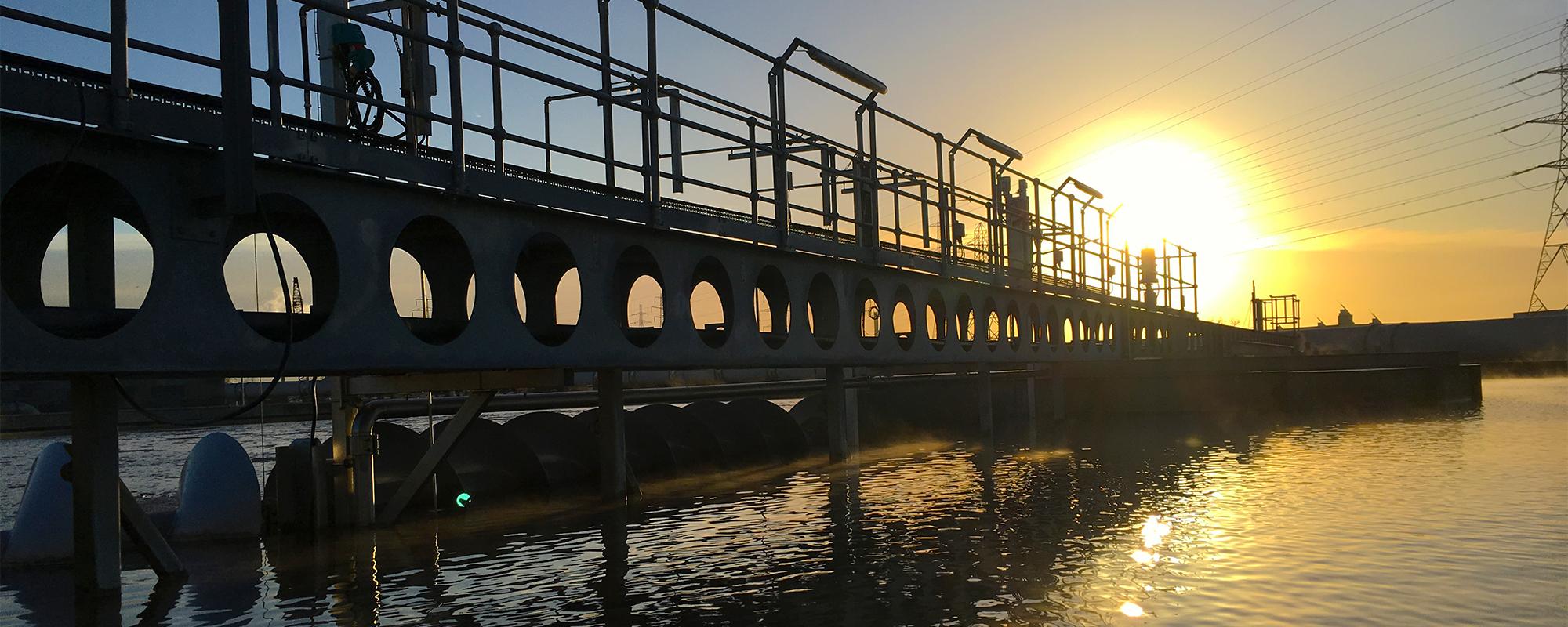 slider-scum-skimmer-ssr-brigde-rear-sun-rise-water