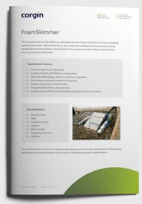 FoamSkimmer Brochure