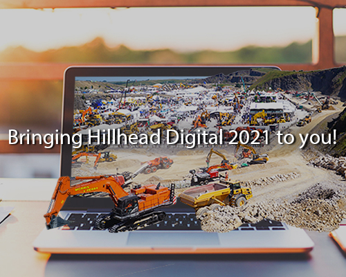 Talk to the Corgin Team at Hillhead Digital 2021