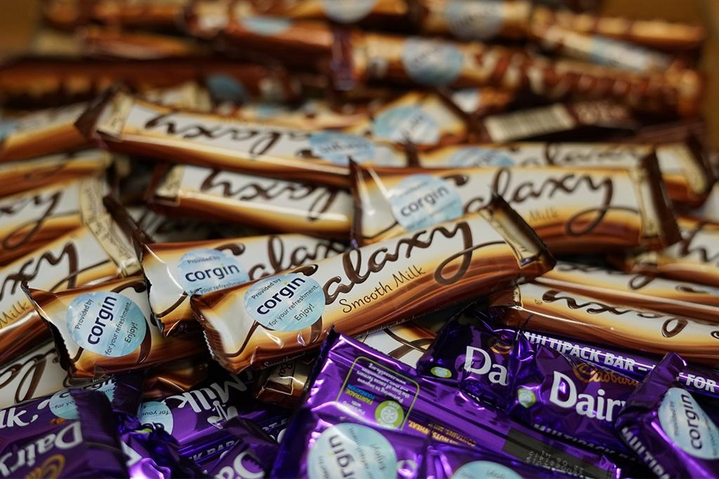 Chocolate galore 🍫